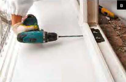 ремонт оконного монтажного шва